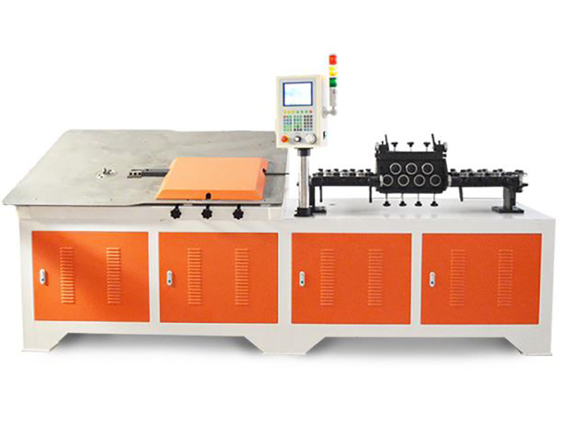2D wire bending machine
