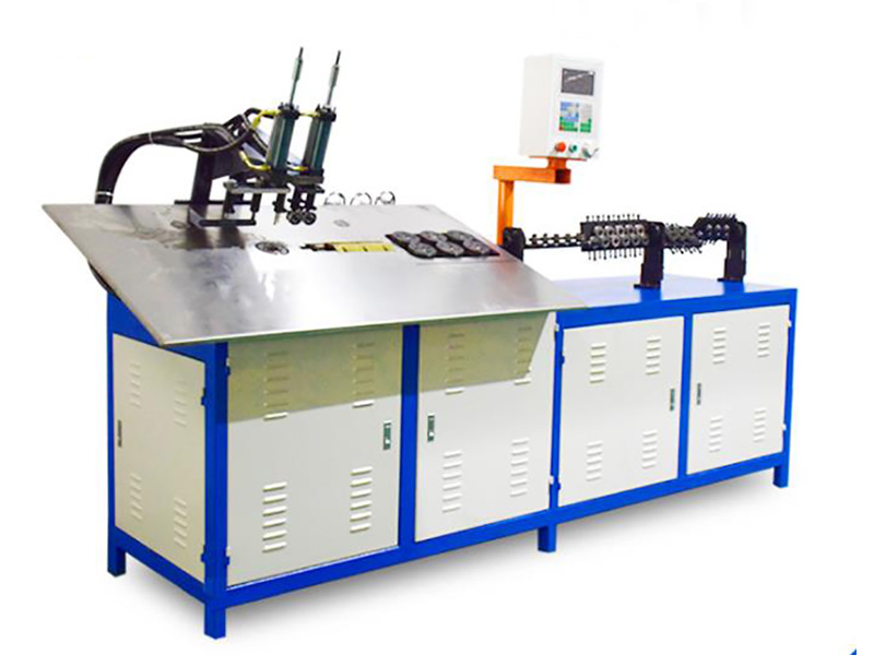 2D wire bending machine (4)